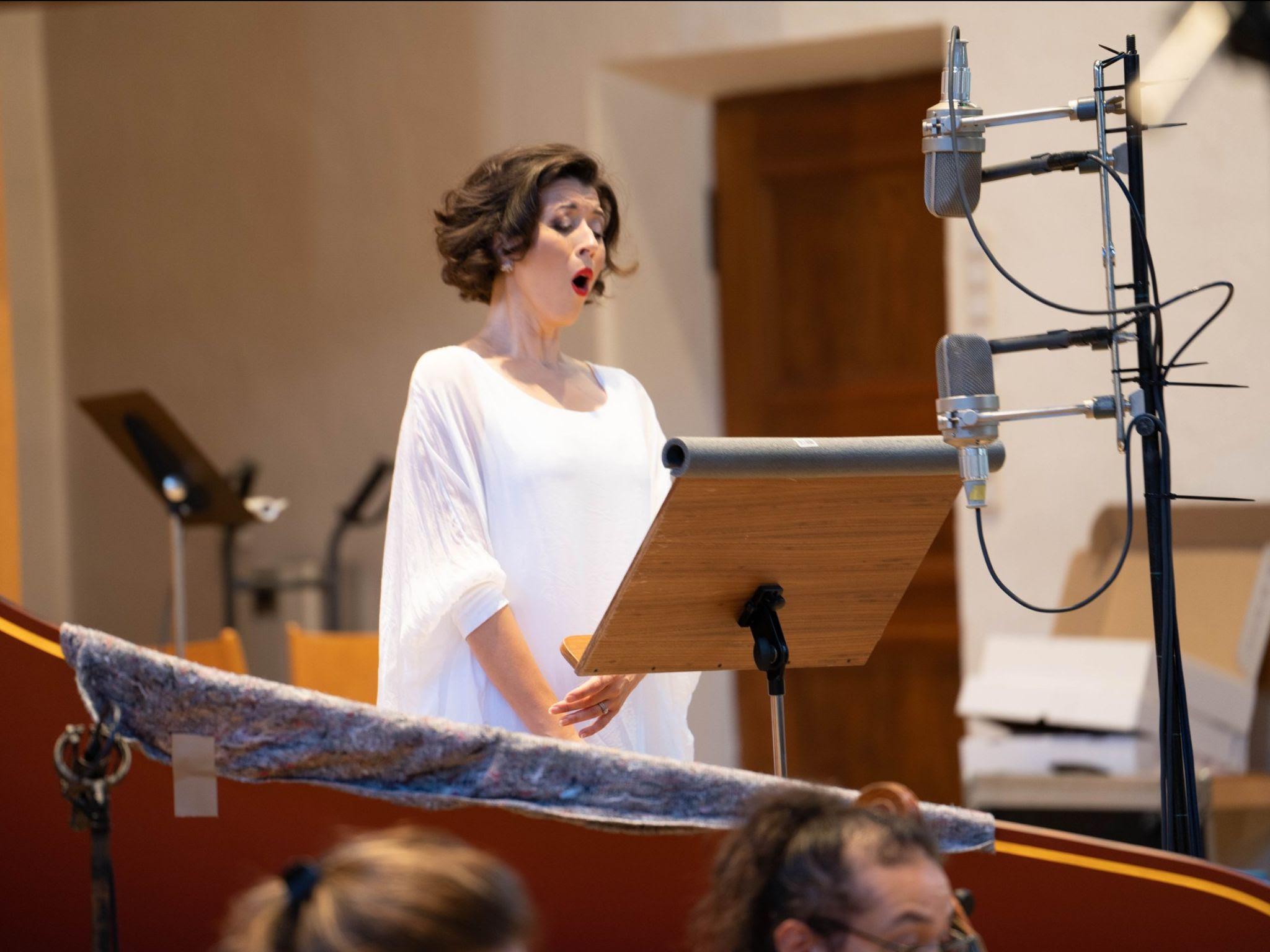Mozart Concert Arias with Lisette Oropesa and Antonello Manacorda