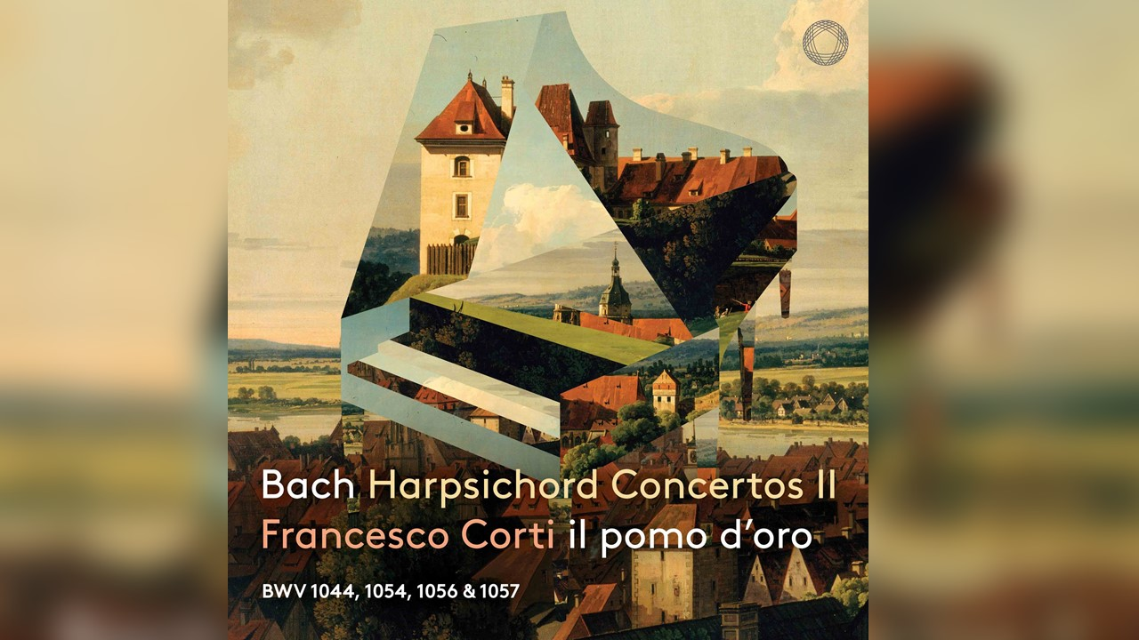 Header album Bach Harpsichord Concertos Part II